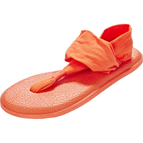 Sanük Yoga Sling 2 Spectrum Sandals Dame nasturtium
